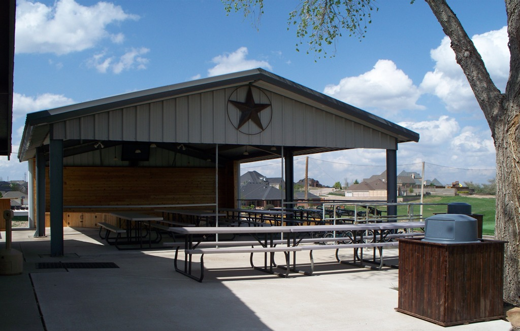 Palo Duro Creek Golf Course Pavilion