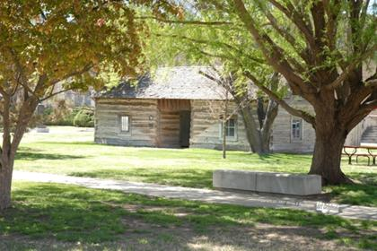 Panhandle Plains Museum Pioneer Home